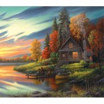 Puzzle   Chuck Black - Lakeside Memories