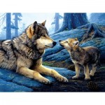 Puzzle   Daniel Smith - Brother Wolf