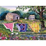 Puzzle   Diane Phalen - Summer Breeze
