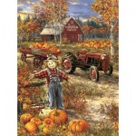 Puzzle   Dona Gelsinger - The Pumpkin Patch Farm