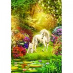 Puzzle   Enchanted Garden Unicorns