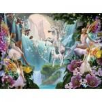Puzzle   Garry Walton - Unicorn and Fairy