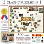 Irv Brechner - Puzzle Combo: Animal Nursery