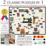 Irv Brechner - Puzzle Combo: Counting Stitches