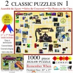 Irv Brechner - Puzzle Combo: Remember When