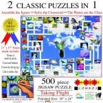 Irv Brechner - Puzzle Combo: Taking Flight