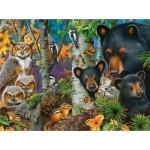 Puzzle   Jerry Gadamus - A Family Gathering