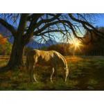 Puzzle   Karla Mann - Pastoral Sunset