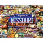 Puzzle   Kate Ward Thacker - Missouri : The 'Show Me' State
