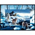Puzzle   Kevin Daniel - Ice Wolves