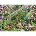 Puzzle   Lori Schory - Gnomes Playground