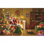 Puzzle   Marcello Corti - Santa's Special Delivery