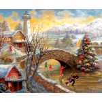 Puzzle   Nicky Boehme - Joyous Season