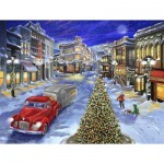 Puzzle   Pièces XXL - A Drive Down Main Street