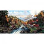Puzzle   Pièces XXL - Autumn Run