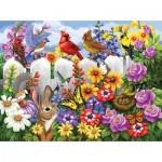 Puzzle   Pièces XXL - Garden Gossip