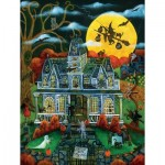 Puzzle   Pièces XXL - Halloween Potions and Tricks