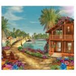 Puzzle   Pièces XXL - Island Dreams