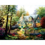 Puzzle   Pièces XXL - Nicky Boehme - A Country Gem