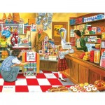 Puzzle   Pièces XXL - Open All Hours