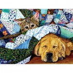Puzzle   Pièces XXL - Quilted Comfort
