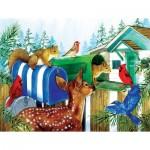Puzzle   Pièces XXL - Rural Mailboxes