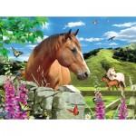 Puzzle   Pièces XXL - Summer Meadow