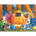 Puzzle   Pièces XXL - Surprise Halloween