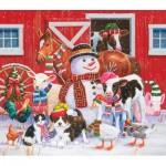 Puzzle   Pièces XXL - William Vanderdasson - Ready for Winter