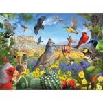 Puzzle   R. Christopher Vest - Texas Birds