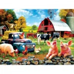 Puzzle   Sharon Steele - Farm Days