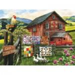 Puzzle   Tom Wood - A Little Bit of Heaven