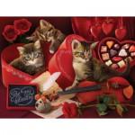 Puzzle   Tom Wood - Be My Valentine