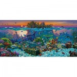 Puzzle   Wil Cormier - Coral Reef Island