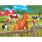 Puzzle   William Vanderdasson - Spring Pasture