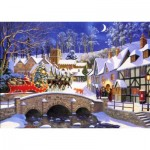 Puzzle  The-House-of-Puzzles-1240 Christmas Collectors Edition No.2 - Special Delivery