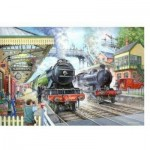 Puzzle  The-House-of-Puzzles-1783 Train Now Standing