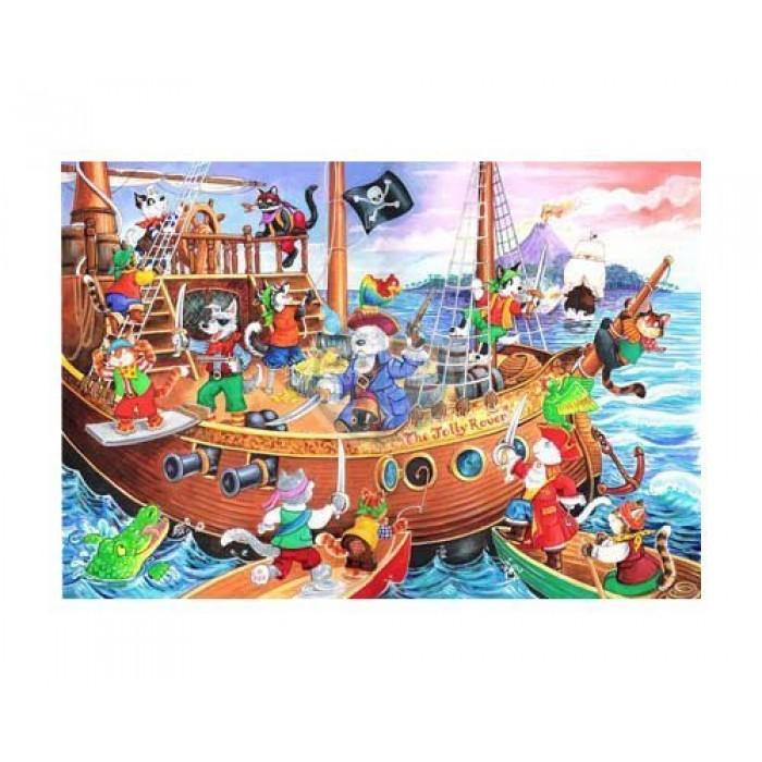 Pièces XXL - Pirates Ahoy