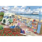 Puzzle  The-House-of-Puzzles-3299 Sun, Sea & Sand