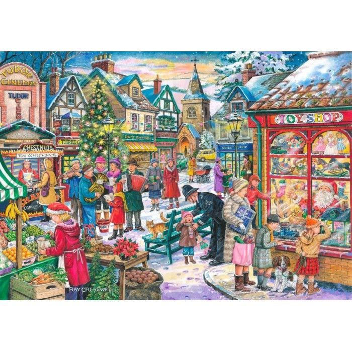 Christmas Collectors Edition No.10 - Window Shopping