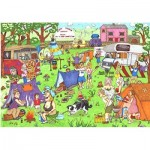 Puzzle  The-House-of-Puzzles-3831 Happy Campers
