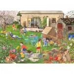Puzzle  The-House-of-Puzzles-4401 Chasse aux Oeufs