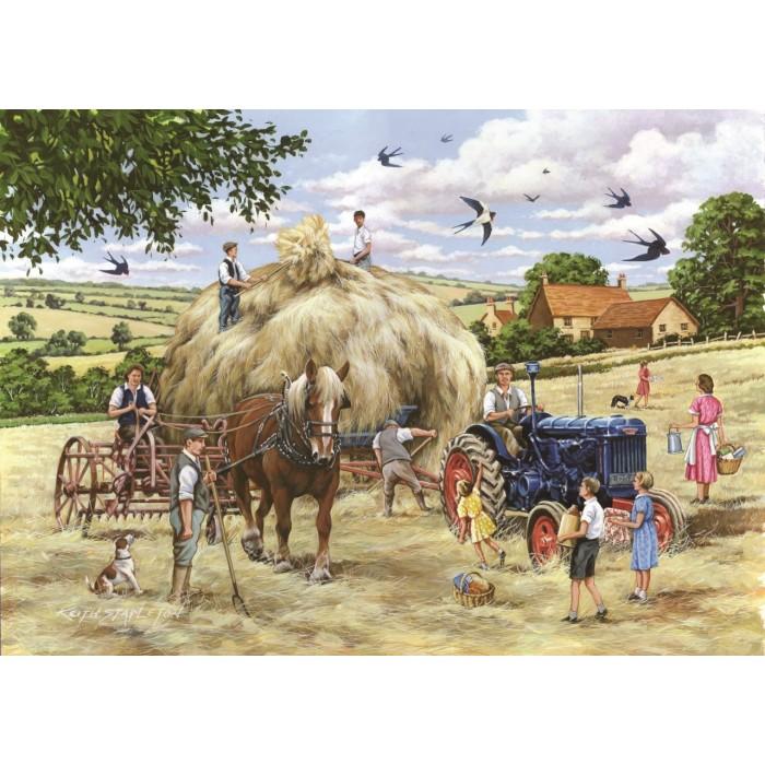 Pièces XXL - Making Hay