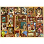 Puzzle  The-House-of-Puzzles-4760 Pièces XXL - Darley Collection - Bric-a-Brac