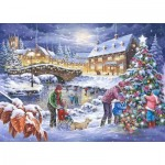 Puzzle  The-House-of-Puzzles-5071 Twinkling Lights