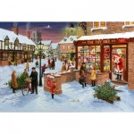 Puzzle   Christmas Collectors Edition No.3 - Secret Santa