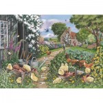 Puzzle   Pièces XXL - Darley Collection - Going Cheep!