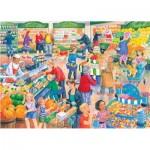 Puzzle   Pièces XXL - Darley Collection - Supermarket Dash
