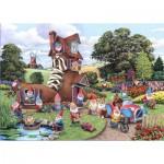 Puzzle   Pièces XXL - Gnome & Away