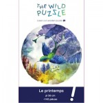The-Wild-Puzzle-759764 Puzzle en Bois - Le Printemps